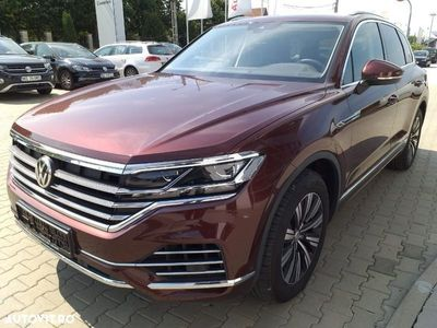 second-hand VW Touareg V6