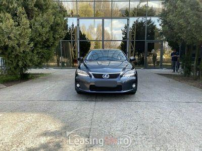 second-hand Lexus CT200h 2011 Automată, motor Hibrid 134 CP, 210.000 km, Hatchback