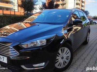 second-hand Ford Focus 1.5tdci 120 cp/euro 6/titanium