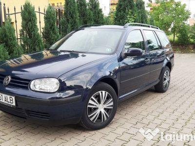 second-hand VW Golf IV diesel.1.9.acte la zi anul 2003