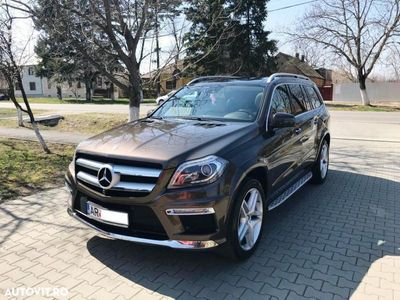 second-hand Mercedes GL350 amg - bluetec - 4 motion