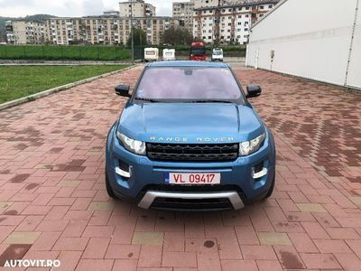used Land Rover Range Rover evoque -