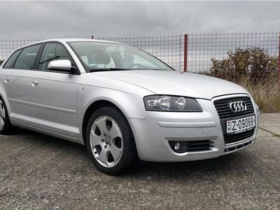 second-hand Audi A3 Sport back