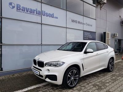 second-hand BMW X6 3.0d xDrive M Sport Edition