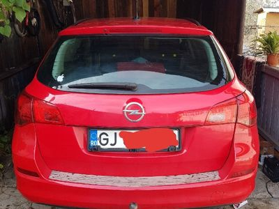 second-hand Opel Astra schimb