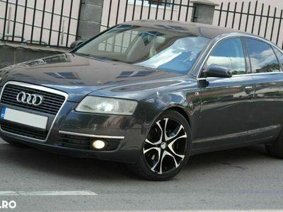 second-hand Audi A6 Sedan - an 2007, 2.7 Tdi (Diesel)