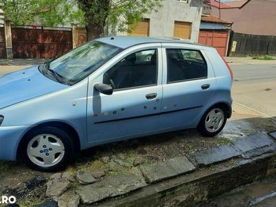 second-hand Fiat Punto 1.2