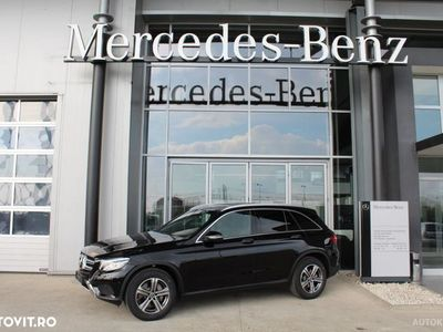 second-hand Mercedes GLC250 4MATIC