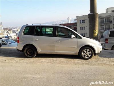 second-hand VW Touran 2.0 TDI 2004