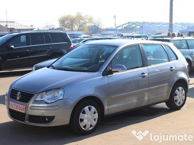 second-hand VW Polo 2007, 1.4TDi 90 CP E4, 5 usi, AC, recent adus
