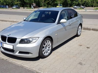 second-hand BMW 320 d E90 2005