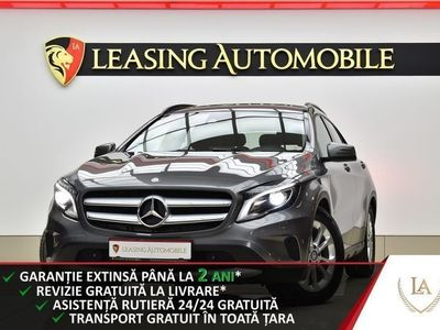second-hand Mercedes GLA220 177 CP. 4Matic Automat