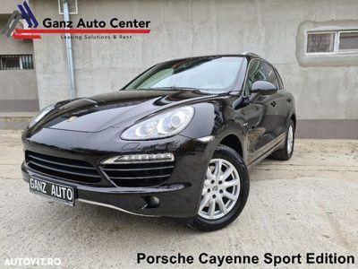 second-hand Porsche Cayenne 3.0TD