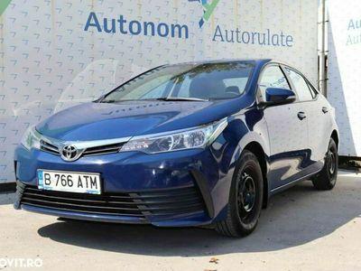 second-hand Toyota Corolla Dual VVT-i 2018 1.4 Benzină 99 CP Manuală, 80.775 km, Sedan