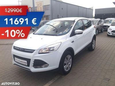 second-hand Ford Kuga