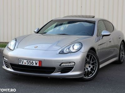 second-hand Porsche Panamera