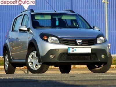 second-hand Dacia Sandero 2009