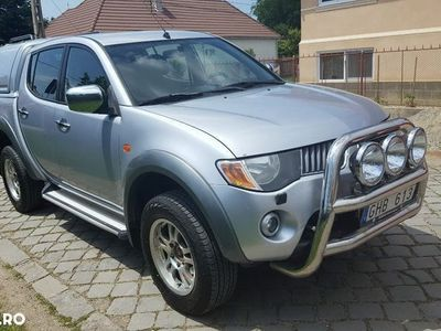 second-hand Mitsubishi L200