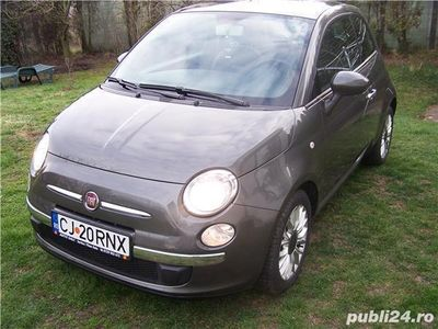 second-hand Fiat 500 2017