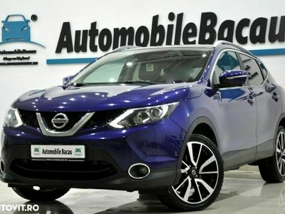 second-hand Nissan Qashqai 1.5 dCi 110 CP 2014/10 EURO 5