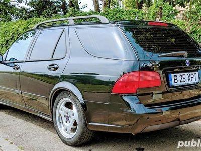 second-hand Saab 9-5 2006 1.9 TID 150cp Vector-Sport Combi, cutie automa
