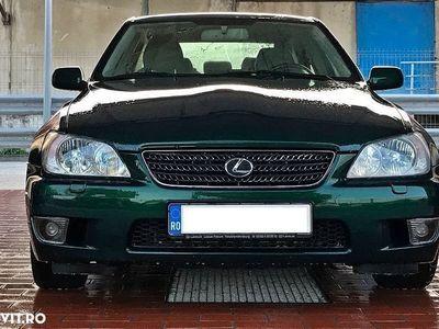 second-hand Lexus IS200 Seria IS