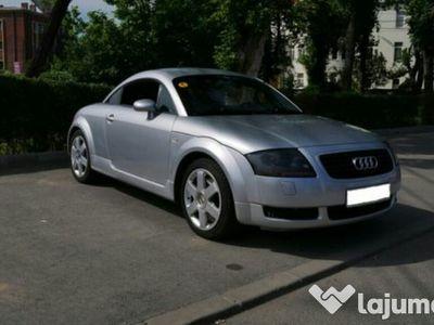 second-hand Audi TT cu GPL sau schimb