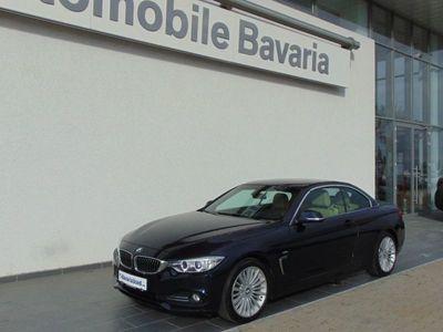 second-hand BMW 420 d Cabrio Luxury Line
