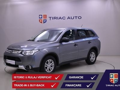 second-hand Mitsubishi Outlander !
