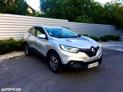 second-hand Renault Kadjar Intens 1.5 110 CP Automata Navi Clima Piele