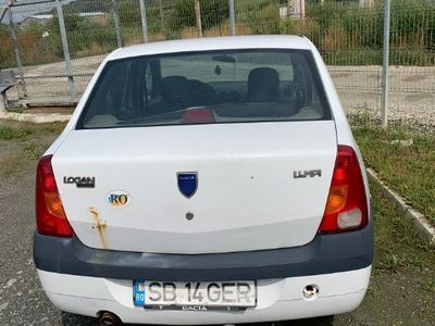 second-hand Dacia Logan
