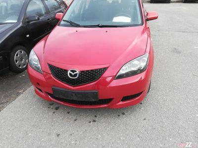 second-hand Mazda 3 benzina 1.6 euro4