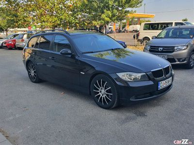 second-hand BMW 320 d, 2007, Breack, 2.0, 163cp, Inmatriculat