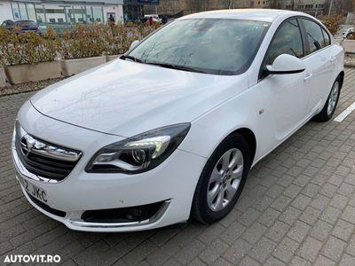second-hand Opel Insignia 1.6 CDTI-136 c.p., Euro 6, An 2016