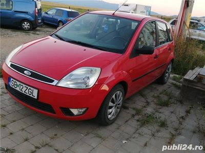 second-hand Ford Fiesta