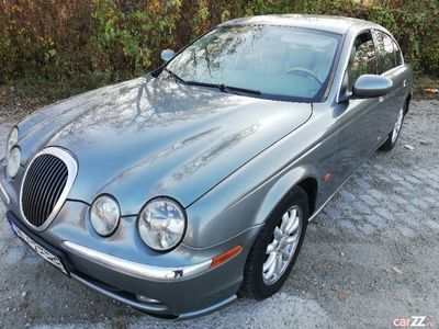 second-hand Jaguar S-Type 2005 Automat Impecabil FULL Variante