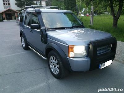 used Land Rover Discovery facelift de 4 + kit snorkeling