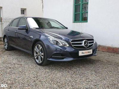 second-hand Mercedes E350 CDI BlueTEC 4MATIC Avantgarde Aut.