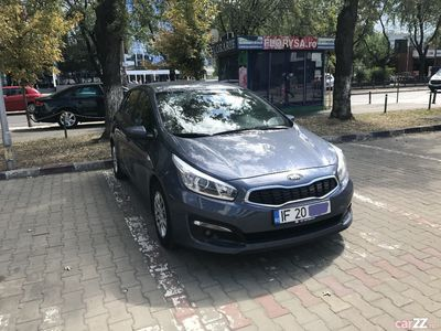 second-hand Kia cee'd PE 1.4 GSL 6MT Best 2015