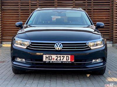 second-hand VW Passat HIGHLINE Full Led Bi-xenon Alcantara Masaj euro6