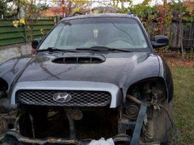 second-hand Hyundai Santa Fe 2003 fara motor