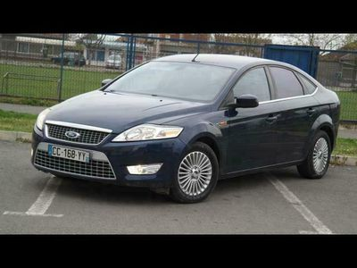 second-hand Ford Mondeo - an 2008, 1.8 Tdci (Diesel)