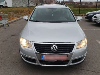 second-hand VW Passat 2010