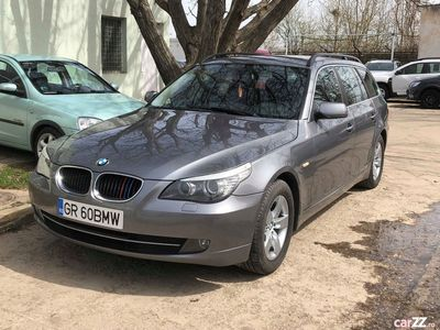 second-hand BMW 520 break