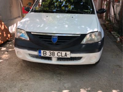 second-hand Dacia Logan 1.4 benzina