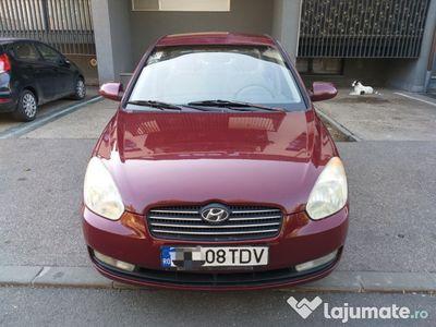 second-hand Hyundai Accent • 2007 • 1.5 CRDI • E4 • Stare Buna •