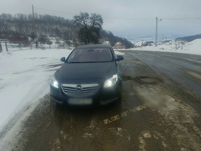 second-hand Opel Insignia cosmo 2.0 diesel automatik 2010