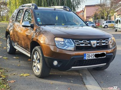 second-hand Dacia Duster 1.5dci 4x4 LOOK EDTION