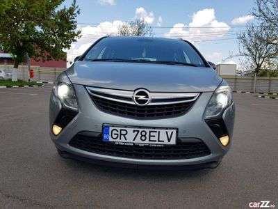 second-hand Opel Zafira 2.0 cdti 6+1trepte 2013
