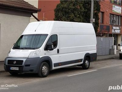 second-hand Fiat Ducato Maxi Unic Proprietar